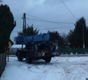 30 ton wysięg podstawowy 28m